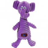 Charming Pet Products - Squeakin' Squiggles Elephant Dog Toy