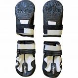 Paws/Alcott - Adventure Boots - Black/Gray - Large