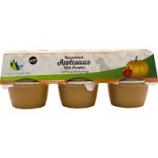 Green Coast Pet - Unsweetened Applesauce Dog Treat - Apple/Pumpkin - 4 Oz/6 Pack