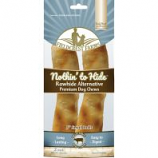 Fieldcrest Farms -Nothin' To Hide Rawhide Alternative Small Roll - Beef - 5 In/2 Pack