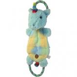Charming Pet Products - Magic Mats Unicorn Dog Toy - Blue - XLarge/17 Inch