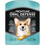 Petiq - Frontline Oral Defense Daily Oral Health Chews - Sm/14 Count