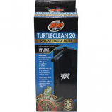 Zoo Med -Turtleclean Deluxe Turtle Filter -20 Gallon