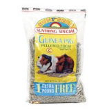 Sunseed Company -Sun Basics Guinea Pig Food - 6 Pound