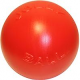 Jolly Pets - Push-N-Play Ball - Red - 4.5 Inch