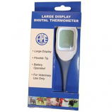 Agri-Pro Enterprises Of - Large Display Digital Thermometer F Only - Blue-
