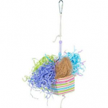 Prevue Pet Products - Prevue Basket Banquet Bird Toy - Assorted -  Assorted