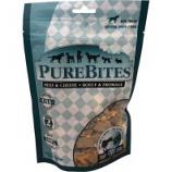 Pure Treats - Purebites Freeze Dried Dog Treat - Beef/Cheese - 4.2 Oz