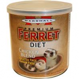 Marshall Pet Prod-Food - Marshall Premium Chicken Blend Ferret Diet - Chicken - 9 Ounce