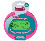 Booda Products - Tail-Spin Flyer 7 - Assorted - 7 Inch