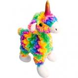 SnugArooz - Llama Mia - Rainbow - 10 Inch